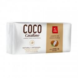 JABON DE COCO PURO 200g...