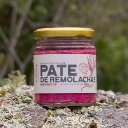 PATE DE REMOLACHAS 170g...