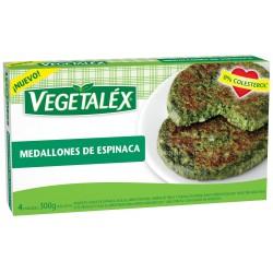 MEDALLONES DE ESPINACA 300g...