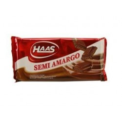 CHOCOLATE SEMI AMARGO 70g HAAS