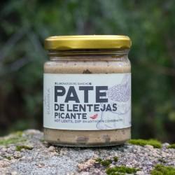 PATE DE LENTEJAS PICANTE...