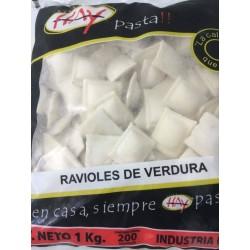 RAVIOLES DE VERDURA 1kg HAY...