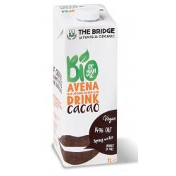 BEBIDA DE AVENA CON CACAO...