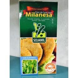 MILANESAS DE SOJA CON...