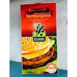 HAMBURGUESAS DE SOJA 400g...