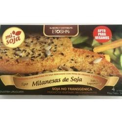 MILANESAS DE SOJA x4 320g...