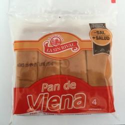 PAN DE VIENA X 4 100g LA...