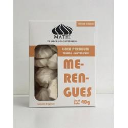 MERENGUES DE COCO 40g MATHI