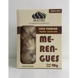 MERENGUES DE CAFÉ 40g MATHI
