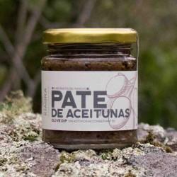 PATE DE ACEITUNAS NEGRAS Y...