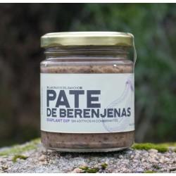 PATE DE BERENJENAS 180g...