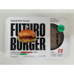 HAMBURGUESAS X2 230g FUTURO