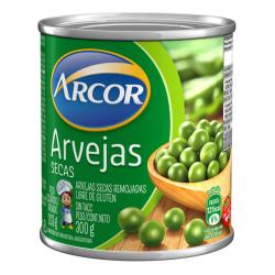 ARVEJAS SECAS 300g ARCOR